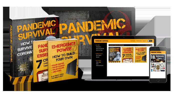 Pandemic Guide Coronavirus