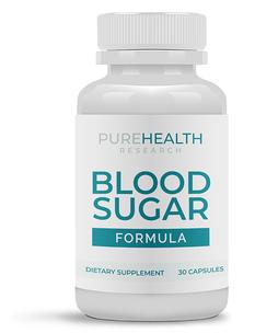 pure health Blood Sugar Formula review