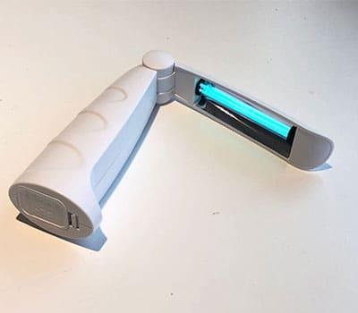 Mobile Klean UV Light Sanitizer