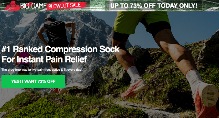 Compressa Compression Socks