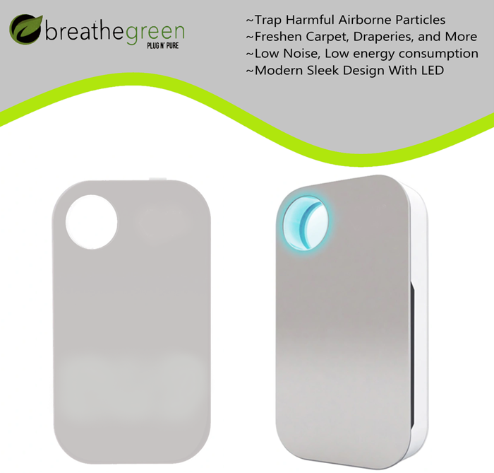 Breathe Green Plug N Pure Review